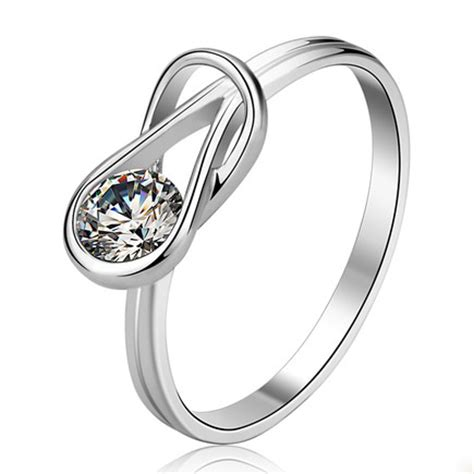 S925 Silver Ring s925 silver engagement ring design mmtjewelry