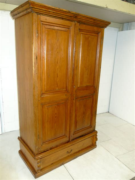 antique pine armoire antique country pine armoire wardrobe provincial wrought