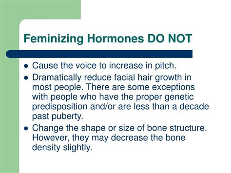 feminizing hormones for men the estrogen was feminizing him estrogen feminized him