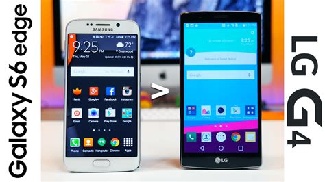 Lg Shine Might Be Better Than An Iphone by 12 Reasons Why Samsung Galaxy S6 Edge Is Better Than Lg G4