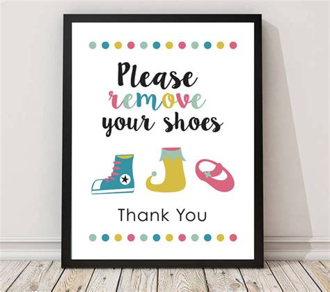 remove shoes sign for house please remove your shoes sign printable arttake by mydreamwall my dream wall