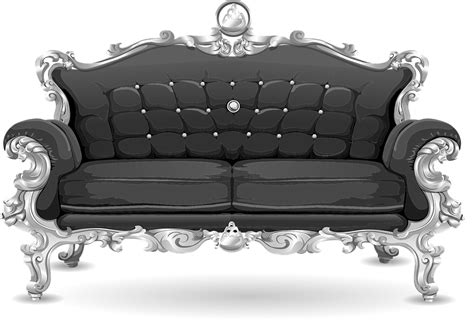 couch svg free vector graphic couch sofa loveseat black free