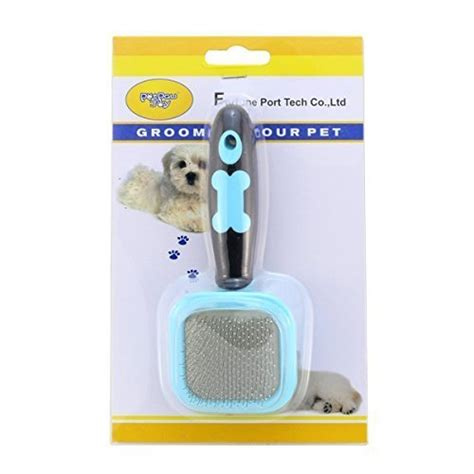 pin brush for yorkie galleon slicker brush petpawjoy brush gently cleaning pin brush for shedding