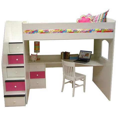 loft bed with desk and stairs tips woodworking plans popular loft bed woodworking plans