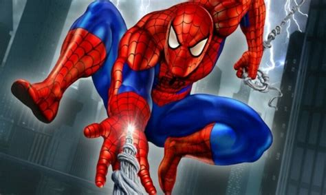 icv  spider man animated series  debut