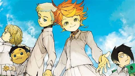 the promised neverland vol 1 the promised neverland vol 1 review hey poor player hey