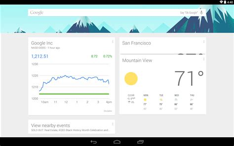 google images today how to get the most out of google now