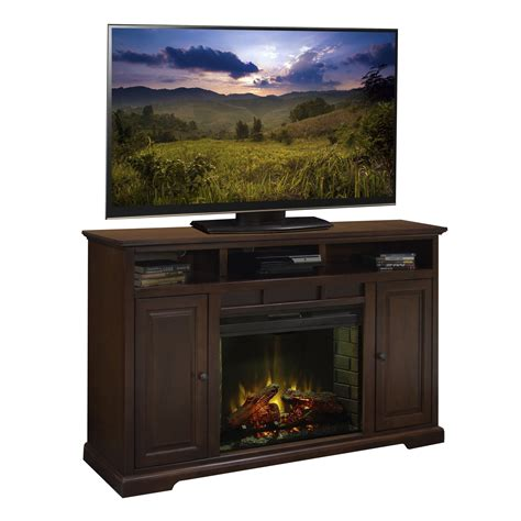 Chatsworth Electric Fireplace Media Console by Fireplace Media Cabinets Compare Prices At Nextag