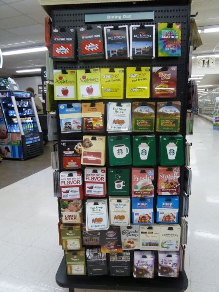 Gift Cards For Olive Garden - gift cards tersteegs grocery store and gas station