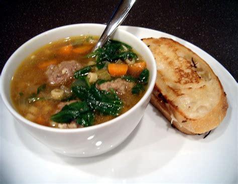 It's A Keeper: Mini Meatball (Italian Wedding) Soup and