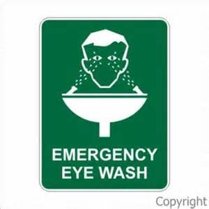 Floor Plan Symbols emergency eye wash sign by wilcox safety amp signs pty ltd