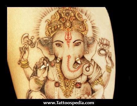 ganesh tattoo symbolism search results elephant