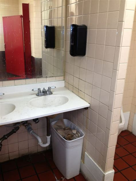 coldwater garden family restaurant look closely at the details s bathroom showing the