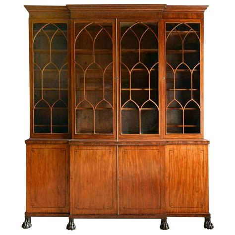 mahogany bookshelves for sale regency mahogany bookcase for sale at 1stdibs