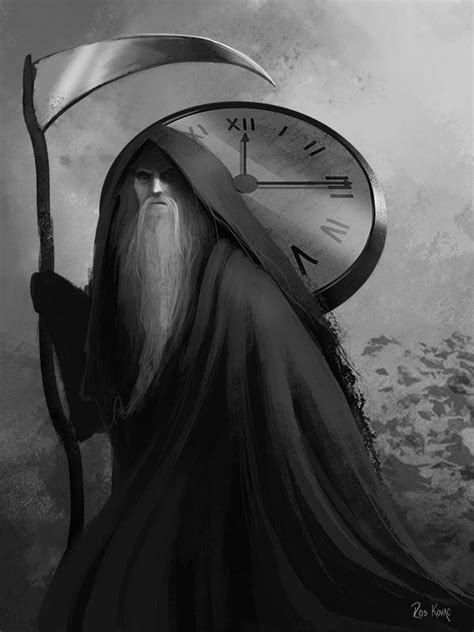 father time tattoo time by ros kovac 176 time flies in 2018