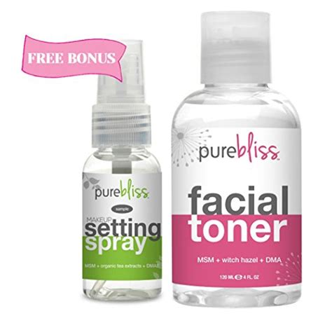 Toner Make Up witch hazel toner by bliss infused with skin