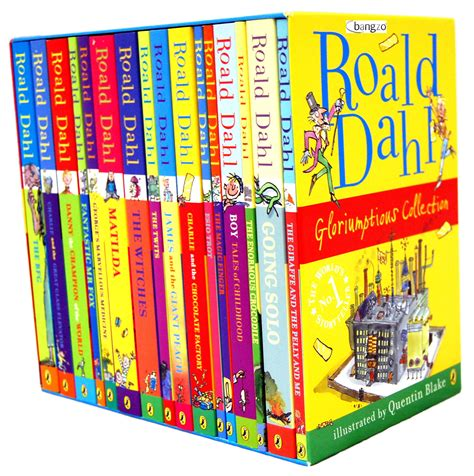 glass charli s story volume 1 books roald dahl children s 16 book collection box set ebay