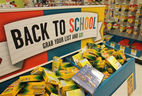 back to school shopping guide and price points for 2017 ohio s tax free weekend targets back to school shoppers