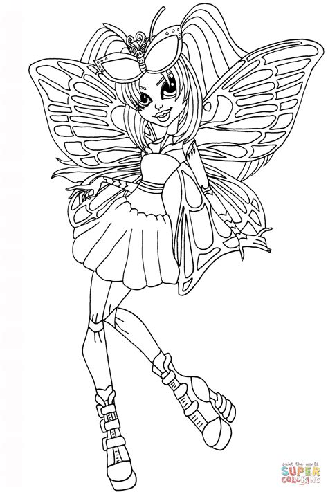 monster high coloring pages catrine demew monster high catrine demew coloring pages monster best