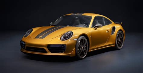 porsche turbo 911 porsche 911 turbo s exclusive series is the most powerful