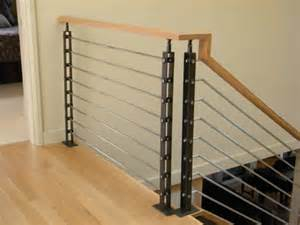 Staircase Banisters Ideas Ic Railing Contemporary Staircase Seattle By
