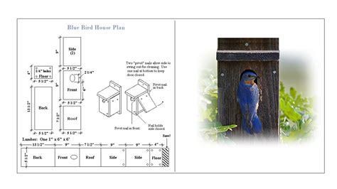 bluebird bird house plans bluebird house plans maine
