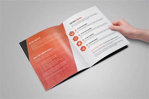 Bi Fold Brochure Paper - bi fold tri fold brochure template on behance