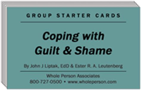 shame hack four simple questions to help you resolve shame and feel understood books coping with guilt shame workbook