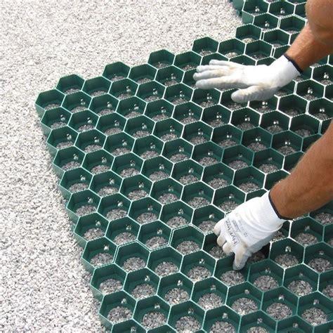costo ghiaia griglia salvaprato carrabile in plastica greensaver
