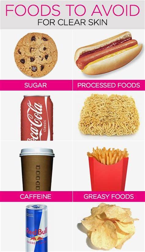 Detox Diet For Acne Plan by 17 Best Ideas About Clear Skin Diet On Diet