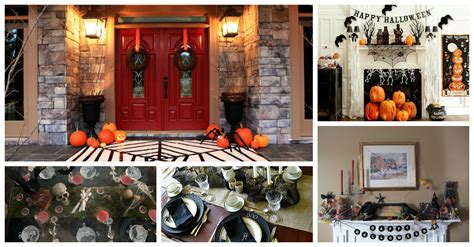 halloween home decorations awesome halloween home decor ideas to get you inspired