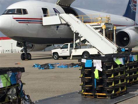 air cargo services wright bros aero