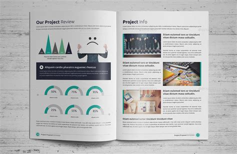 Indesign Template Project Project Indesign Template V5 By Janysultana