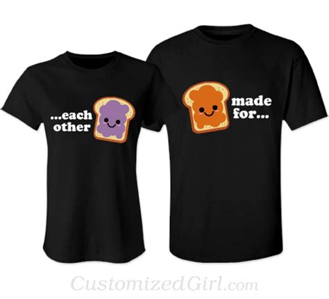 Relationship Shirts For And Matching Shirts You Both Will