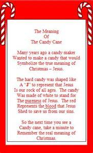 Candy cane story printable printable candy cane story and candy cane