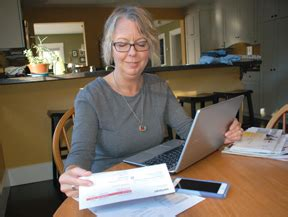 Armed with a pad of paper and pencil she began to survey her neighbors