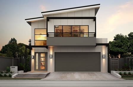 Home Designs South East Queensland by Bethaney Two Storey House Design Oj Pippin Homes