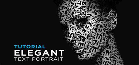 tutorial edit foto typography photoshop tutorials 187 design your imagination