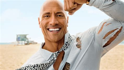 dwayne johnson the rock address dwayne johnson for president gq