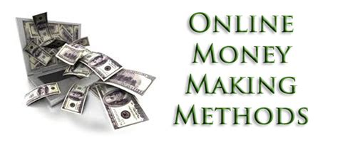 Making Online Money - 11 awesome online money making methods garin kilpatrick