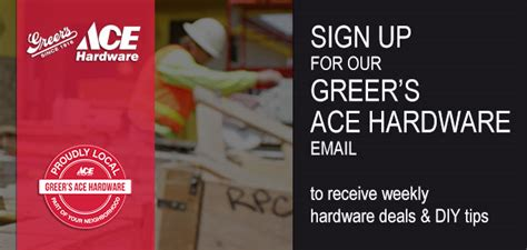 ace hardware quitman ms greer s greer s ace hardware