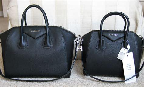 Givenchy Antigona Mini Size Black Smooth the ultimate bag guide the givenchy antigona bag purseblog