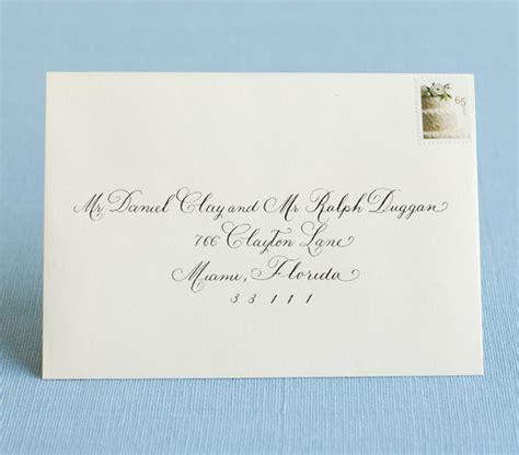 addressing wedding invitations with one outer envelope addressing your wedding invitations wedding etiquette charleston wedding design atlanta