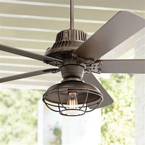 industrial outdoor ceiling fans 60 quot industrial forge franklin park outdoor ceiling fan