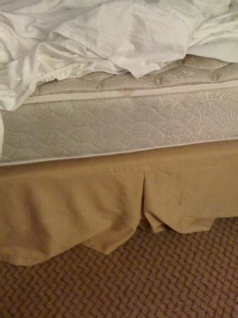 flat mattress that sheets wouldn t even stay on