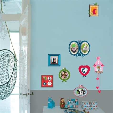 colorful wall stickers colorful photo frames wall decals wall sticker shop