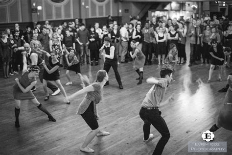 Portland Swing Dance At Crystal Ballroom