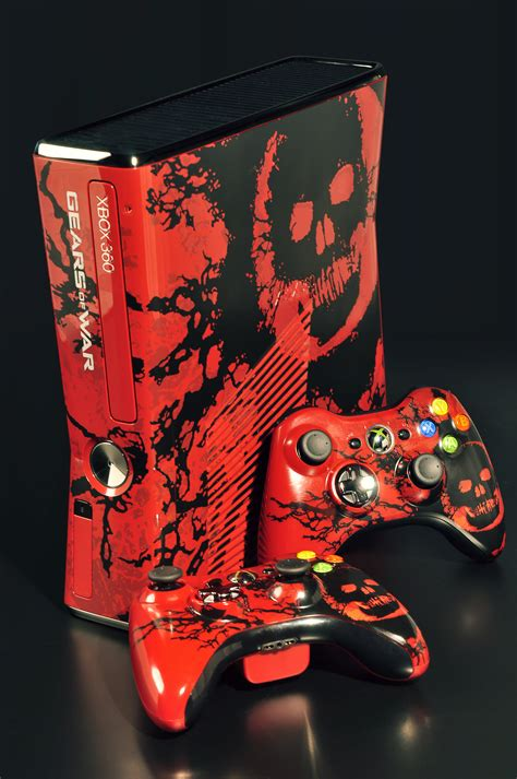 gears of war 3 xbox 360 console xbox 360 gears of war 3 limited edition console bundle