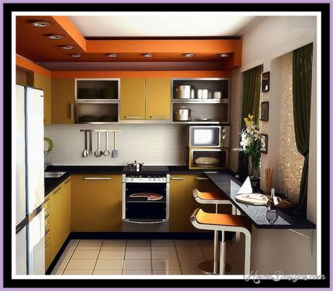 small kitchen design ideas 2018 1homedesigns