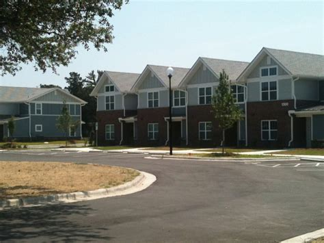 unc housing portal wilmington north carolina s taylor estates redevelopment project hud user
